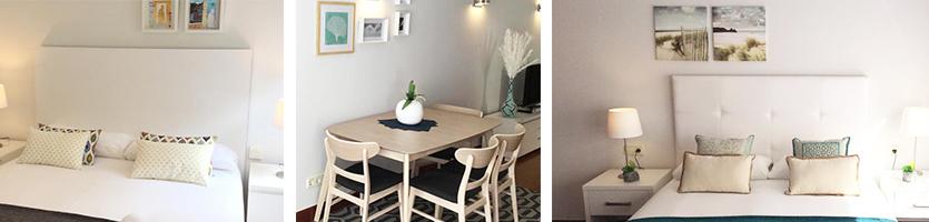 Mooi modern appartement Bilbao