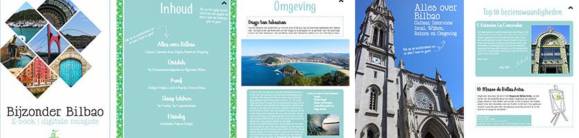 Dit is het e-book over Bijzonder Bilbao in Spanje!